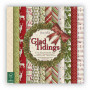 Set de papier 15x15 Glad Tidings (72f) – Dovecraft