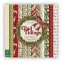 Set de papier 15x15 Glad Tidings (72f) – Dovecraft