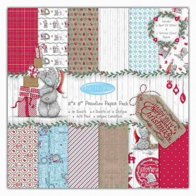 Set de papier 20x20 Happy Jolly Christmas (36f) – Me To You