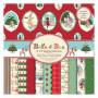 Set de papier 20x20 Christmas (36f) – Belle and Boo