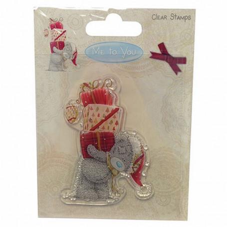 Tampon Christmas Character Presents - Me To You
