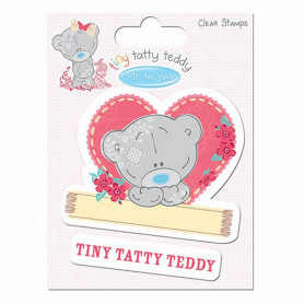 Tampon Tiny Tatty Teddy Girl - Me To You