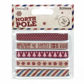 Ruban North Pole 5x1 m – Dovecraft