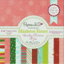 Set de papier 15x15 Mistletoe Kisses (27f) – Docrafts Papermania
