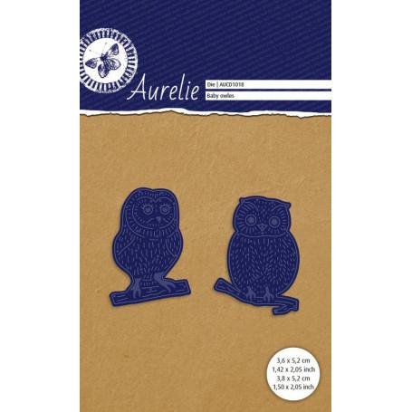 Dies Bébés Hiboux – Baby Owles Aurelie