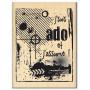 Tampon bois Ado - Florilèges Design