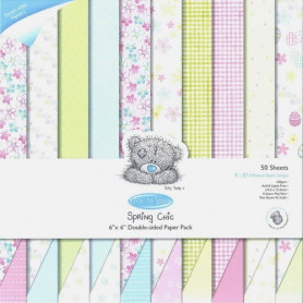 Set de papier 15x15 Spring Chic (50f) – Me To You
