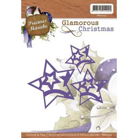 Dies Stars - Glamorous Christmas - Precious Marieke