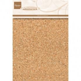 Feuilles adhésives en liège A5 (5f) – Marianne Design Adhesive Cork