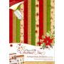 Set de papier A4 At Christmas Time (26f) – Docrafts Papermania