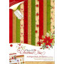Set de papier A4 At Christmas Time (26f) –  Docrafts Papermania