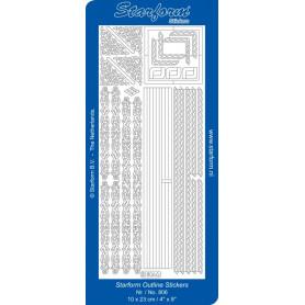 Autocollant Bordures - Starform 806