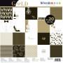 Set de papier 30x30 Gold – Artemio