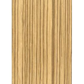 Feuille adhésive en bois Chêne Clair à rainures A4 (1f) - Artemio