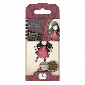 Collectable Rubber Stamp - Santoro - No. 2 New Heights- Gorjuss