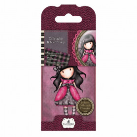 Collectable Rubber Stamp - Santoro - No. 5 Ladybird - Gorjuss