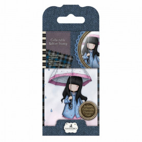 Collectable Rubber Stamp - Santoro - No. 16 Puddles of Love - Gorjuss
