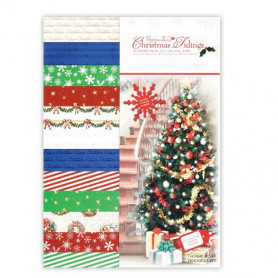 Set de papier A4 Christmas Tidings (24f) – Docrafts Papermania