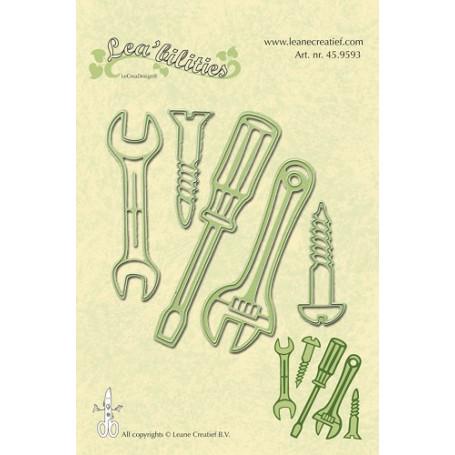 Dies Tools - Lea'bilities - Leane Creatief