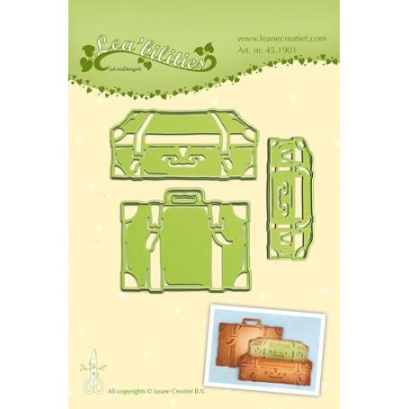 Dies Suitcases - Lea'bilities - Leane Creatief