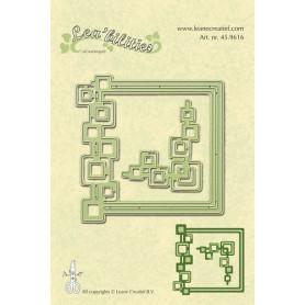 Dies Frame Squares - Lea'bilities - Leane Creatief