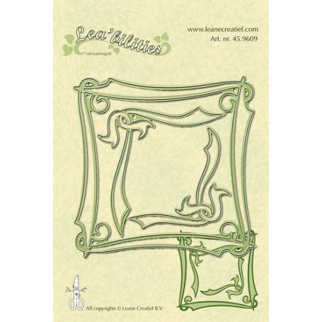 Dies Frame Elegant - Lea'bilities - Leane Creatief