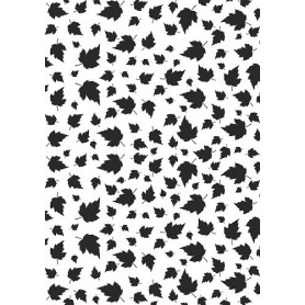 Classeur de gaufrage A4 Feuilles - Nellie's Choice Embossing folder Leaves