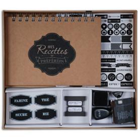 Kit Carnet de Recettes - Toga