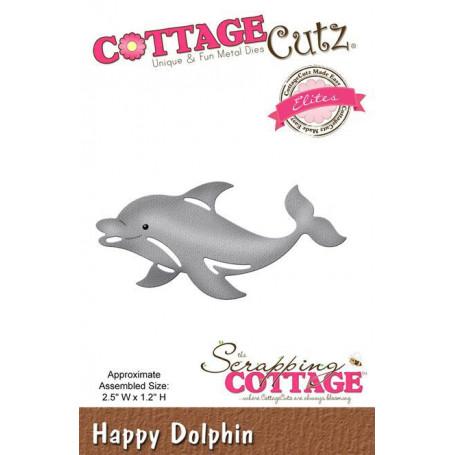 Die Dauphin - CottageCutz - Scrapping Cottage Die Dolphin