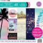 Set de papier 30x30 Summer Dream 48f - Craft Smith
