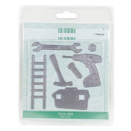 Dies Outils 7 pc  - First Edition - Tool Dies