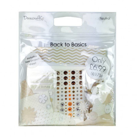 Back To Basics Goody Bag - Neutral - Dovecraft