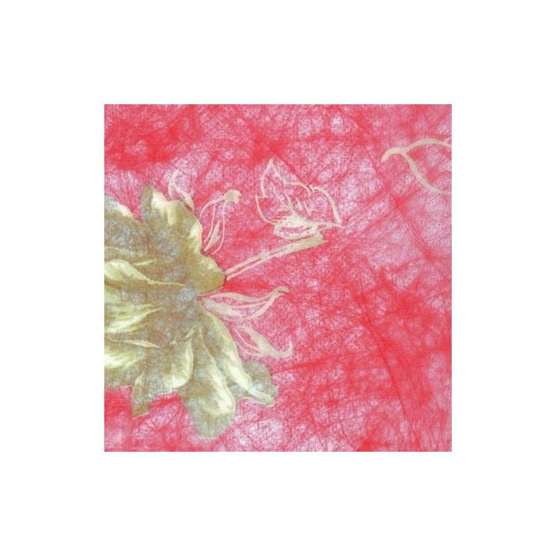 Non-tissé Grande Rose Creapop - Hobbyfun
