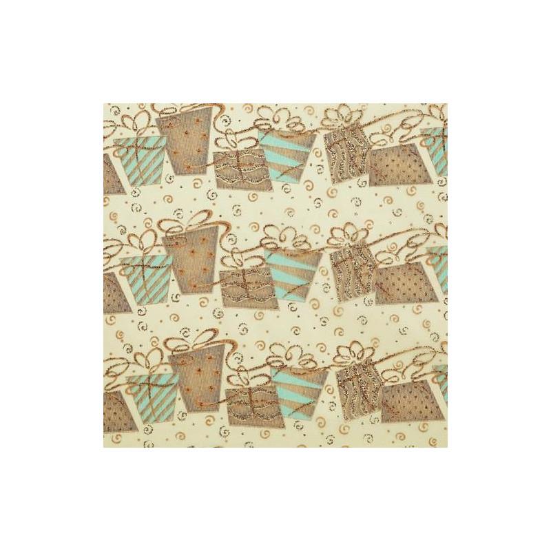 Tissu décoratif Cadeaux Creapop - Hobbyfun