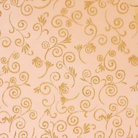 Tissu décoratif Ornement Ambre Creapop - Hobbyfun