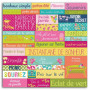 Stickers Clic Clac 2 planches - Toga