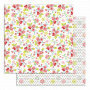 Set de papier 30x30 Jardin secret 6f - Toga