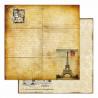Set de papier 30x30 Le temps des secrets 10f - Toga
