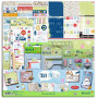 Kit scrapbooking Be Connected - Toga