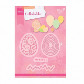 Collectables Easter Eggs dies COL1425 - Marianne Design