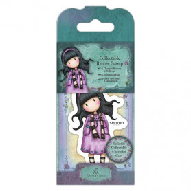 Collectable Rubber Stamp - Santoro - No. 23 Little Song - Gorjuss