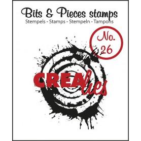Tampon Splash – Bits and Pieces no 26 - Crealies