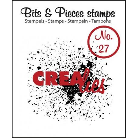 Tampon Bits and Pieces no 27 - Crealies