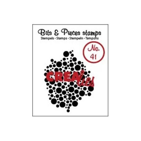 Tampon Bits and Pieces no 41 - Crealies