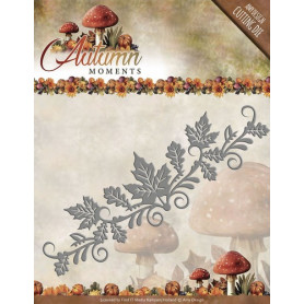 Dies Leaves border - Automn moments - Amy Design