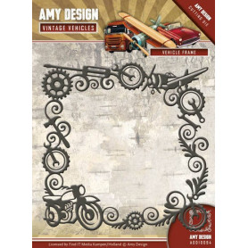 Die Vehicle frame - Vintage Vehicles - Amy Design