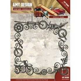 Die Vehicle frame - Vintage Vehicles - Amy Design