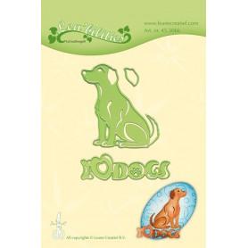 Dies Dog - Lea'bilities- Leane Creatief