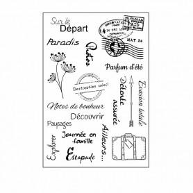 Tampons Evasion A5- Vintage – Vaessen Creative