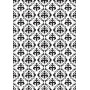 Classeur de gaufrage A6 Vintasia Baroc - Nellie's Choice Embossing folder